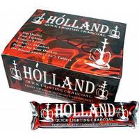 Уголь для кальяна Holland