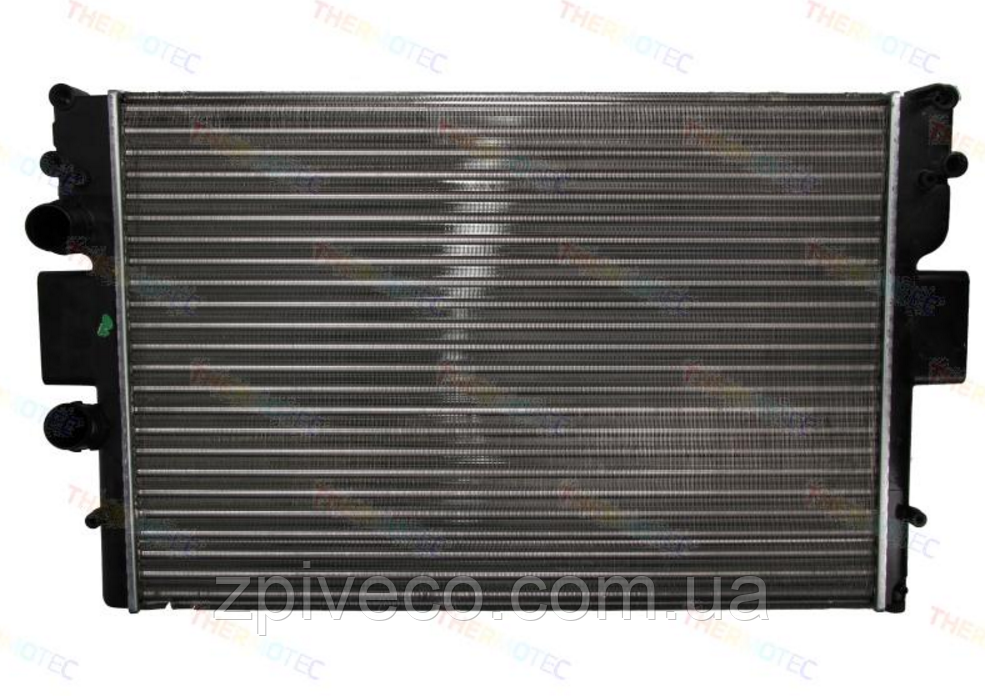 Радиатор охлаждения IVECO DAILY E4, D7E007TT