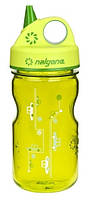 Бутылочка Nalgene для воды и коктейлей на 350ml для ДЕТЕЙ