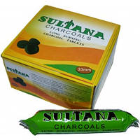 Уголь для кальяна Sultana