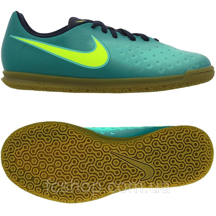Детские футзалки Nike Magista Ola II IC 844423-375 купить, цена в ... 15e26f42d63