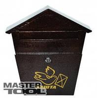 MASTERTOOL Ящик почтовый №5, 440х350х90мм, Арт.: 92-0199
