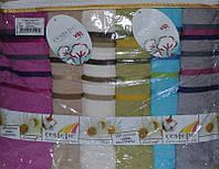 Комплект банных махровых полотенец Cestepe Vip Cotton Хлопок 70x140 см (6шт.)