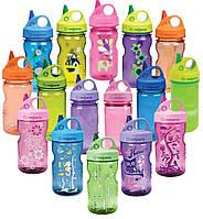 Бутылка для воды c носиком Nalgene НЛО на 350ml детская