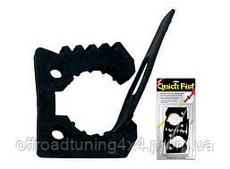 Крепление QUICK FIST для лопат, топора, Hi Jack