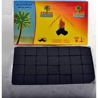 Уголь для кальяна Кокос 1 кг, 112 кубиков