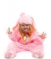 Костюм Зайчик - малыш розовый (6 мес - 2.5 лет)