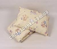 Детское одеяло с подушкой хлопок/холлофайбер 002