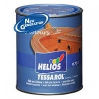 Helios TESSAROL  лак для лодок 2.5 л