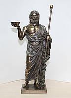 Статуэтка Veronese Гиппократ 40 см 72739A4, покровитель медиков