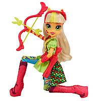 My Little Pony Equestria Girls Archery Applejack Кукла май литтл пони Эпплджек Стрельба из лука