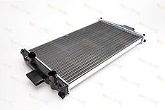 Радиатор двигателя IVECO DAILY 2.5  (D7F028TT/93813747) (с интеркулером)