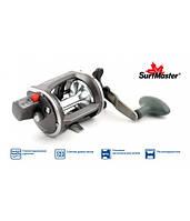 Мультипликатор Surf Master Deep Fish 700 3+1bb R со счетчиком