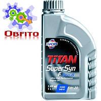 """Масло моторное синтетическое """"TITAN SUPERSYN F Eco-B 5W20"""", 1л"""
