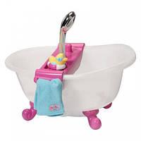 Интерактивная ванночка для куклы BABY BORN - ЗАБАВНОЕ КУПАНИЕ свет, звук
