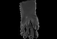 Перчатки щелочные черные 70грм