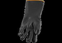Перчатки щелочные черные 120грм