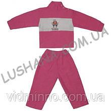 Махровый костюм Осень на рост 68-74 см - Махра