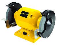 Точило, 370 Вт, круг 150 мм, оборотоы холостого хода 2950 об/мин, спецключ  (уп 2шт)