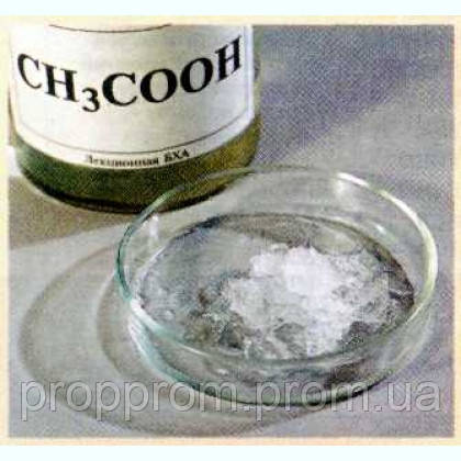 Ледяная Уксусная кислота 1л