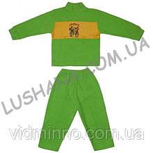Махровый костюм Осень на рост 80-86 см - Махра