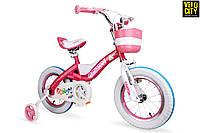 """Велосипед RoyalBaby CANDY 14"""" розовый, фото 1"""