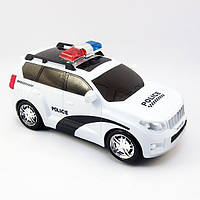 Автомобиль «Полиция» на батарейках