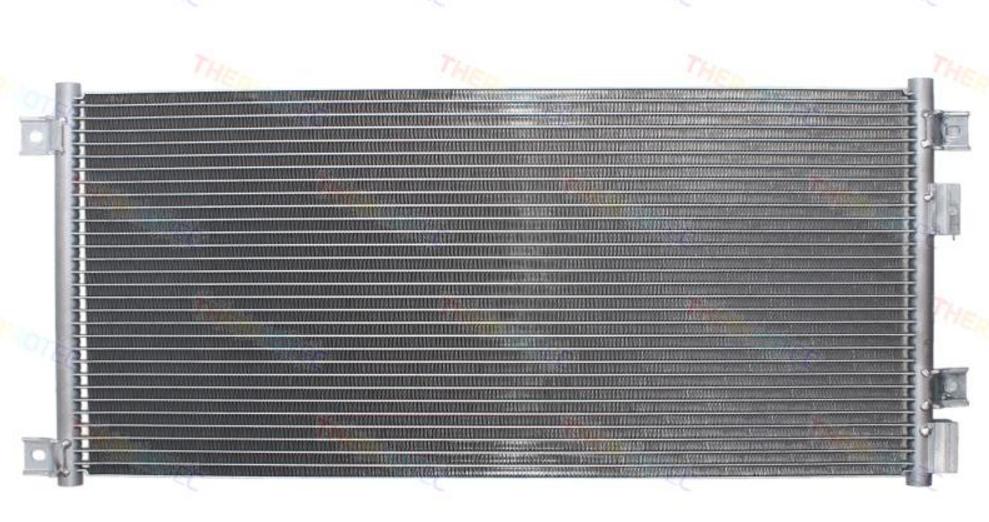 Радиатор кондиционера 2.3 F1A, IVECO DAILY, KTT110126