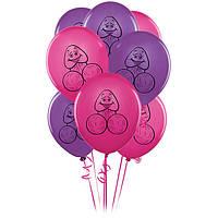 Надувные Шарики с пенисом Bp Pecker Balloons 8Pc