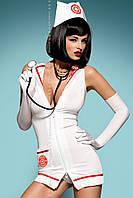 Женское эротическое белье костюм Emergency dress