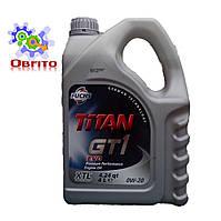 "Масло моторное синтетическое ""Titan GT1 EVO 0W-20"" 4л"
