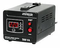 Стабилизатор напряжения EnerGenie EG-AVR-D500-01 500ВА