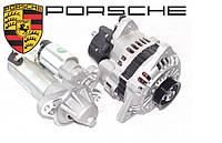Стартер, генератор на Porsche (Порш). AS Poland - европейское качество новых запчастей.