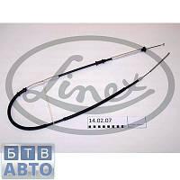 Трос ручніка лівий/правий Fiat Doblo 2000-2011 (Linex 14.02.07)