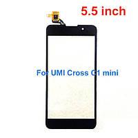 """Сенсорный экран для Umi C1 5.5"""" тачскрин, сенсор"""