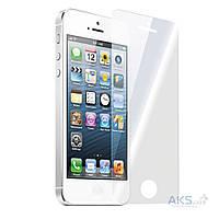 Защитное стекло Tempered Glass Apple iPhone 5, iPhone 5S, iPhone SE