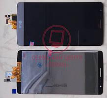 Дисплей модуль LG D722 D724 G3 mini D722/ G3s D724 в зборі з тачскріном, чорний