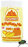 Крохмаль картопляний ТМ Олімп 0,5 кг