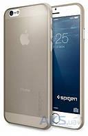 Чехол SGP Case Air Skin Apple iPhone 6, Apple iPhone 6S Champagne Gold (SGP11082)
