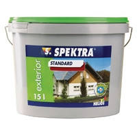 Helios SPEKTRA фасадна фарба STANDARD 5 л.