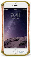 Чехол Element Case Ronin First Edition Apple iPhone 6, Apple iPhone 6S Gold Wood