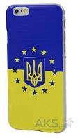 Чехол Украина Apple iPhone 6 Plus, Apple iPhone 6S Plus Евросоюз (43941)