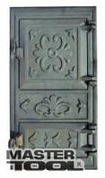 Господар Дверка спаренная топочная + поддувальная 485*275 мм чугун, Арт.: 92-0374