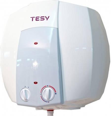 Накопительный водонагревательный бак над мойкой 10 л TESY GCU 1015 K51 SRC, фото 2
