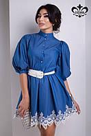 Платье коттон очень хорошего качества