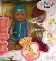 Кукла Пупс Baby born разные модели девочки, Беби Борн