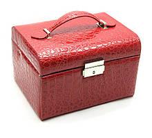 Шкатулка в виде чемоданчика для девушки