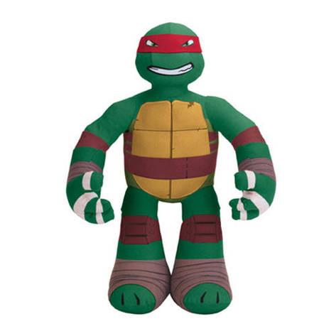 Мягкая игрушка «TMNT» (95514) Рафаэль Чепепашки-Ниндзя, 39 см, фото 2