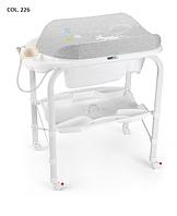 Детский пеленальный столик с ванночкой Cam Cambio 2017 2017 COL. 226