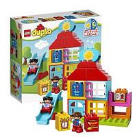 Конструктор LEGO серия Duplo Мой первый игровой домик 10616